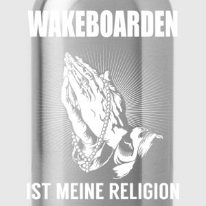 Wakeboarding - my religion T-Shirts - Water Bottle