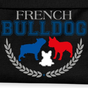 French Bulldog College - Kinder Rucksack