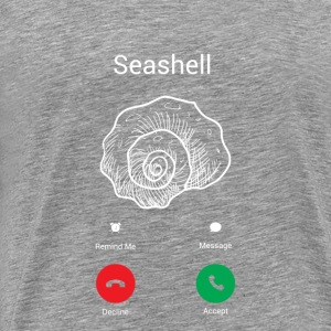 The sea Gets Hoodies & Sweatshirts - Men's Premium T-Shirt