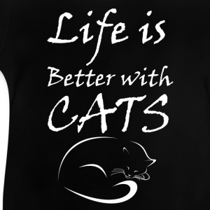 Cat Love T-Shirts - Baby T-Shirt