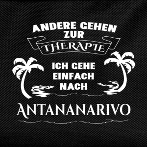 Antananarivo - therapy - holiday Long sleeve shirts - Kids' Backpack
