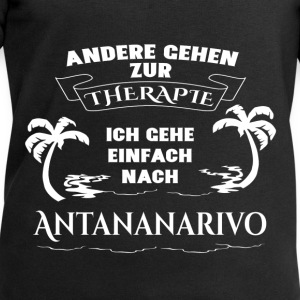 Antananarivo - therapy - holiday Tops - Men's Sweatshirt by Stanley & Stella
