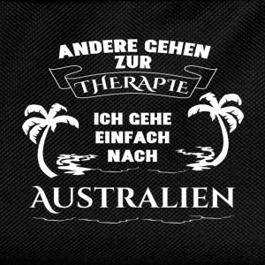 Australia - therapy - holiday Shirts - Kids' Backpack