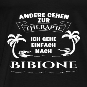 Bibione - therapy - holiday Baby Long Sleeve Shirts - Men's Premium T-Shirt