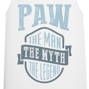 Paw The Man The Myth | T-shirt Gift! - Cooking Apron