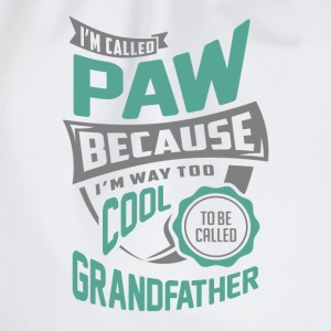 I'm Called Paw. Perfect T-shirt Gift! - Drawstring Bag