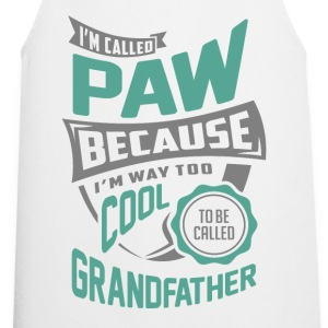 I'm Called Paw. Perfect T-shirt Gift! - Cooking Apron