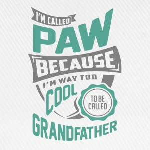 I'm Called Paw. Perfect T-shirt Gift! - Baseball Cap