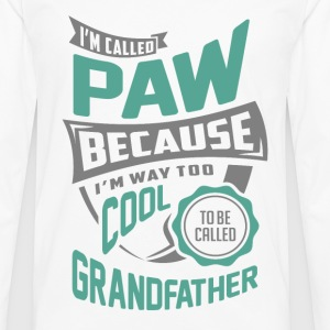 I'm Called Paw. Perfect T-shirt Gift! - Men's Premium Longsleeve Shirt