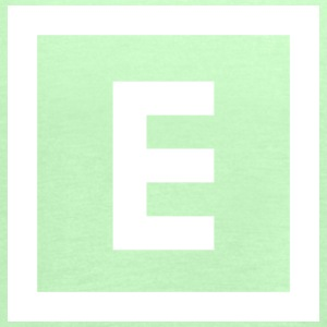 E is for Evlear T-Shirts - Women's Tank Top by Bella
