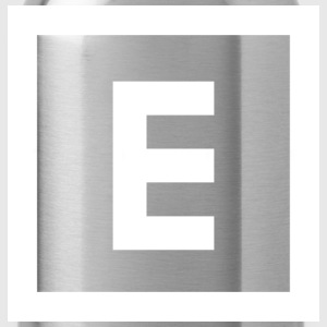 E is for Evlear T-Shirts - Water Bottle