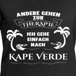 Capes Verde - therapy - holiday T-Shirts - Men's Sweatshirt by Stanley & Stella