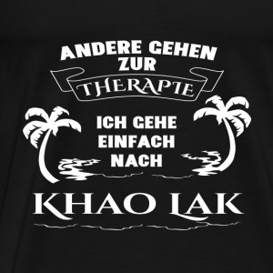 Khao Lak - therapy - holiday Baby Bodysuits - Men's Premium T-Shirt