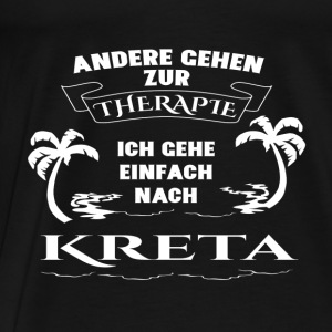 Crete - therapy - holiday Baby Long Sleeve Shirts - Men's Premium T-Shirt