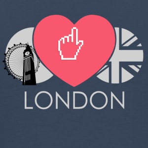 IN LOVE WITH LONDON Sonstige - Männer Premium T-Shirt