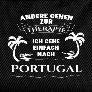 Portugal - therapy - holiday Shirts - Kids' Backpack