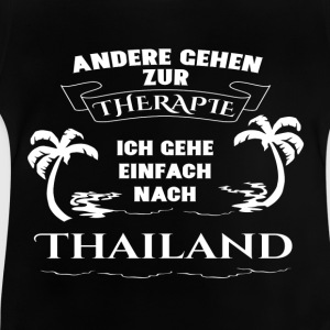 Thailand - therapy - holiday Long Sleeve Shirts - Baby T-Shirt