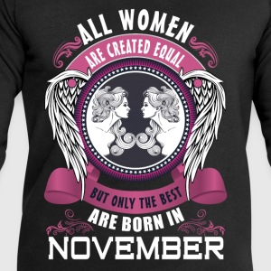 All women are created equal but only the best are T-Shirts - Men's Sweatshirt by Stanley & Stella