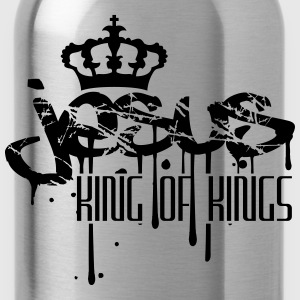 Crown king of kings king blood scratch scratches g T-Shirts - Water Bottle