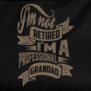 Professional Grandad. T-shirt for Him! - Kids' Backpack