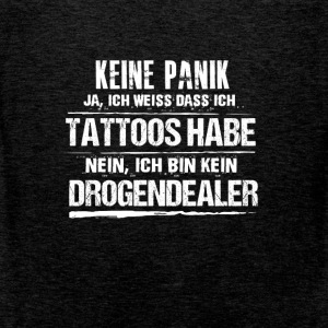 tattoos - Männer Premium Tank Top