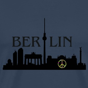 Berlin Long Sleeve Shirts - Men's Premium T-Shirt