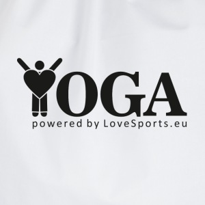 YOGA powered by LoveSports - Turnbeutel