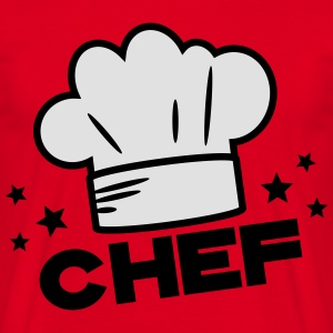 chef ! - T-shirt Homme