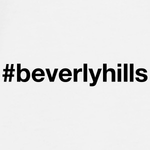 BEVERLY HILLS Caps & Hats - Men's Premium T-Shirt