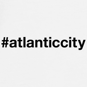 ATLANTIC CITY Caps & Hats - Men's Premium T-Shirt
