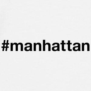 MANHATTAN Caps & Hats - Men's Premium T-Shirt