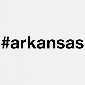 ARKANSAS - Herre premium T-shirt