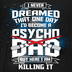 PSYCHO DARTH DAD X2X Pullover & Hoodies - Männer Premium T-Shirt