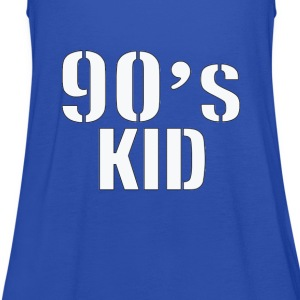 90's KID T-Shirts - Frauen Tank Top von Bella