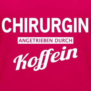 Chirurgin - Frauen Premium Tank Top