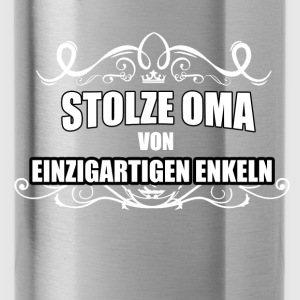 Stolze Oma - Trinkflasche