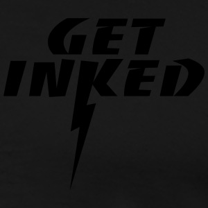 Get inked mini Polos - T-shirt Premium Homme