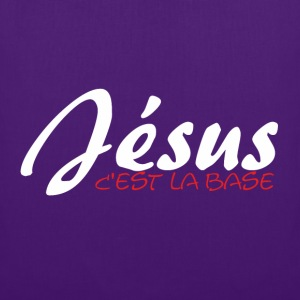 Jésus la base 2 - Tote Bag