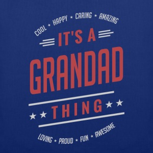 It's a Grandad Thing | Gift for Him! - Tote Bag
