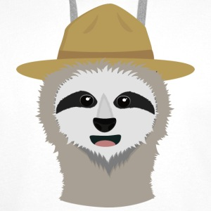 Ranger sloth with Hat Other - Men's Premium Hoodie