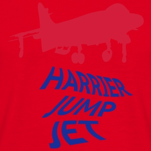 Harrier Jump Jet 2c Hoodies & Sweatshirts - Men's T-Shirt