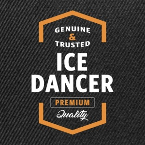 Ice Dancer Logo Tees  - Snapback Cap