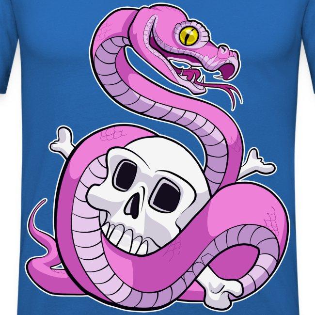 Pink Python (No Text)
