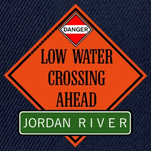 crossing jordan ahead en T-Shirts - Snapback Cap