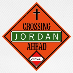 crossing ahead en T-Shirts - Baseball Cap