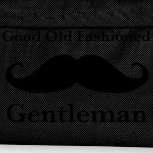Old Fashioned Gentleman T-Shirt - Kids' Backpack