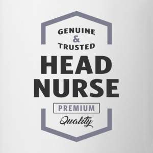 Head Nurse Logo Tees - Mug
