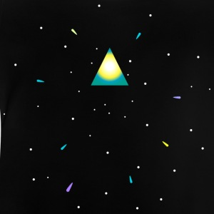 Triangle and space T-shirts - Baby-T-shirt