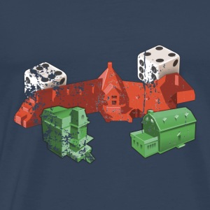 Board Game Long sleeve shirts - Men's Premium T-Shirt