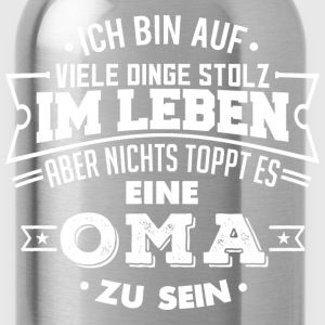 Stolze Oma Omi Großmutter T-Shirts - Trinkflasche
